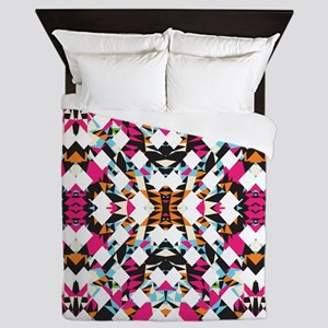 The Invisible Tiger, Tribal Queen Duvet