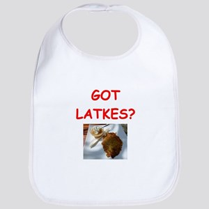 latkas gifts and t-shirts Bib