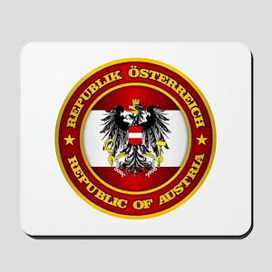 Austria Medallion Mousepad