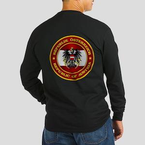 Austria Medallion Long Sleeve T-Shirt