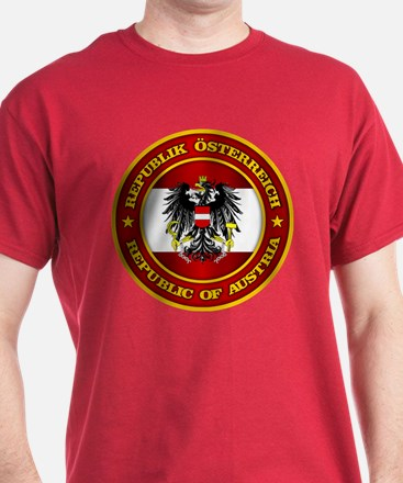 Austria Medallion T-Shirt