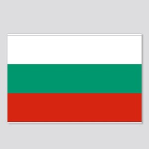 Flag of Bulgaria Postcards (Package of 8)