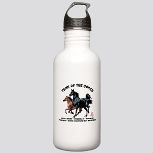 Year of The Horse Characteristics Stainless Water