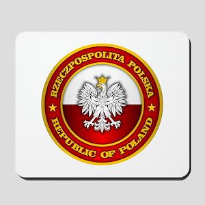 Polish Medallion Mousepad