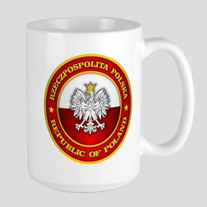 Polish Medallion Mugs