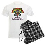 Rainbow Pride Men's Light Pajamas