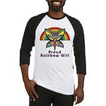 Rainbow Pride Baseball Jersey