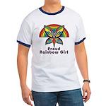 Rainbow Pride Ringer T