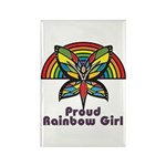 Rainbow Pride Rectangle Magnet (100 pack)