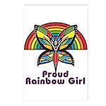 Rainbow Pride Postcards (Package of 8)