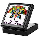 Rainbow Pride Keepsake Box