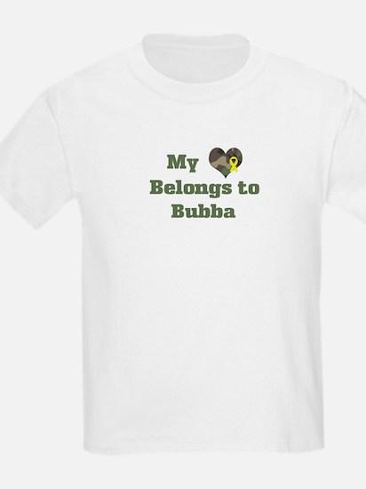 Bubba: My Heart Kids T-Shirt