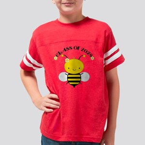 Class of 2028 bee Youth Football Shirt
