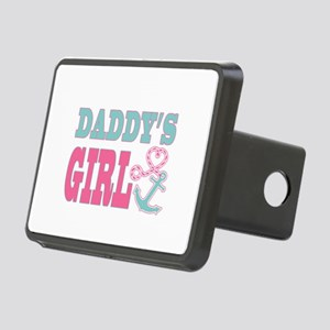 Daddys Girl Boat Anchor and Heart Hitch Cover