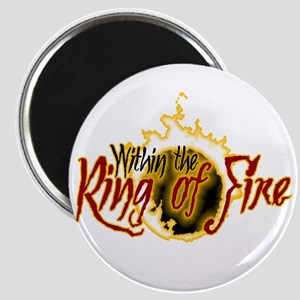 Within the Ring of Fire - Magnet