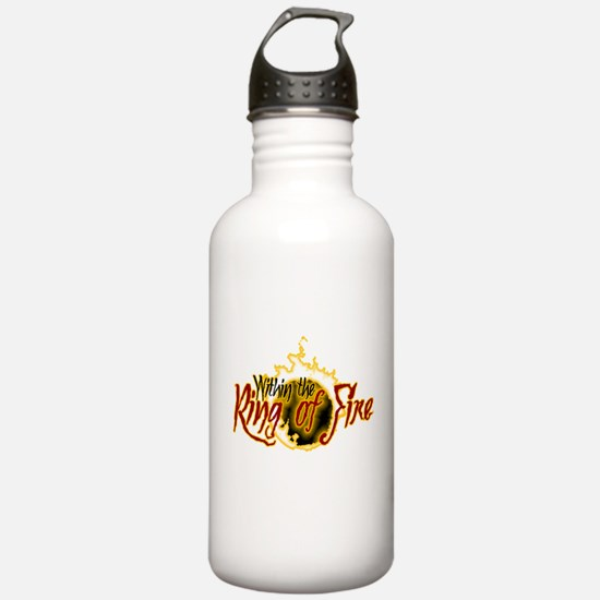 Within the Ring of Fire - Water Bottle