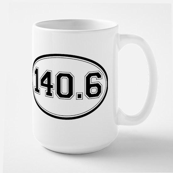 140.6 Ironman Triathlon Distance Mugs