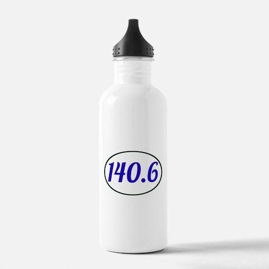 Ironman Triathlon 140.6 Water Bottle