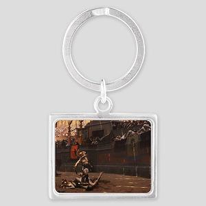 Gladiator Keychains