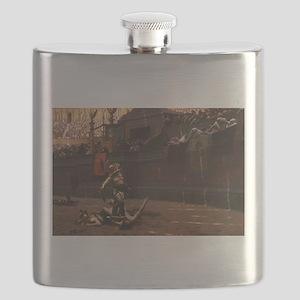 Gladiator Flask