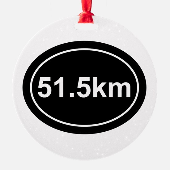 Olympic distance Ornament