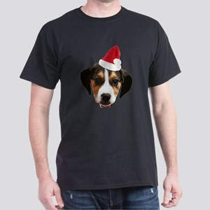 Beagle_Xmas_face005 T-Shirt