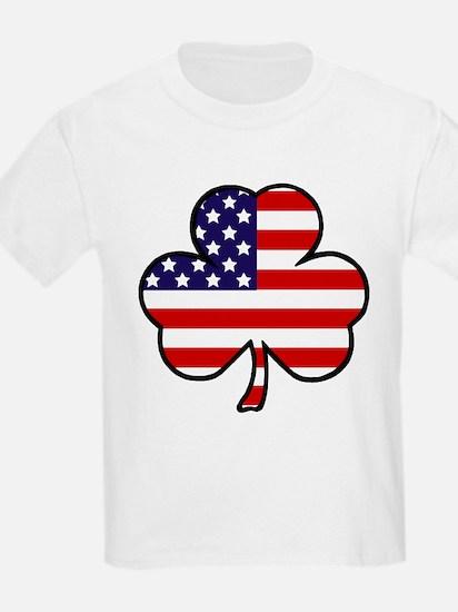 'USA Shamrock' T-Shirt