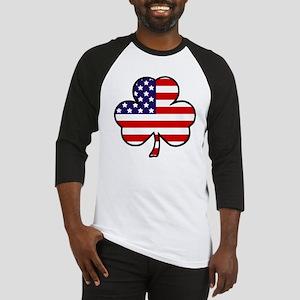 'USA Shamrock' Baseball Jersey