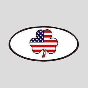 'USA Shamrock' Patches