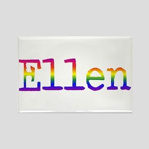 Ellen Rectangle Magnet