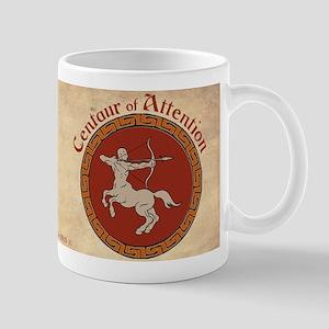 Centaur of Attention Red Mug Mugs
