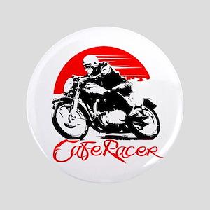 """Cafe Racer 3.5"""" Button"""