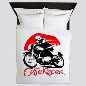 Cafe Racer Queen Duvet