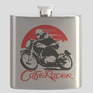 Cafe Racer Flask