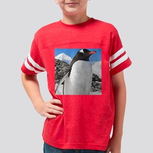 Penguin Photograph Youth Football Shirt