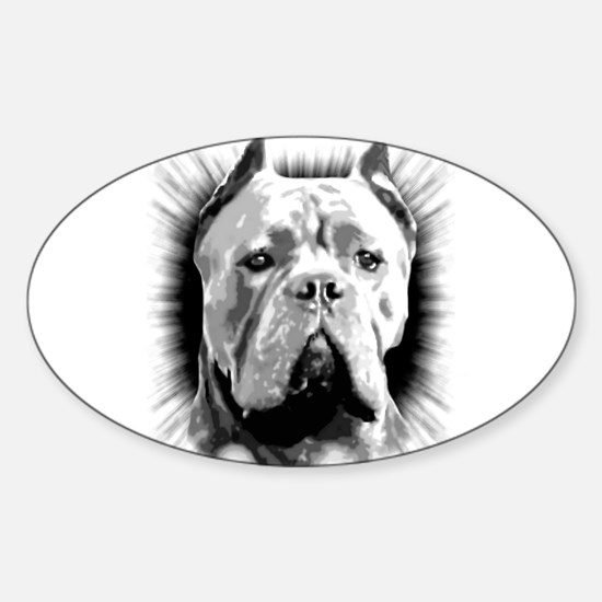Cane Corso Dog Decal