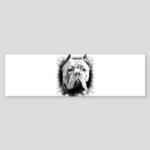 Cane Corso Dog Bumper Sticker