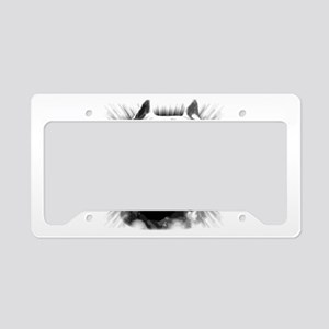Cane Corso Dog License Plate Holder
