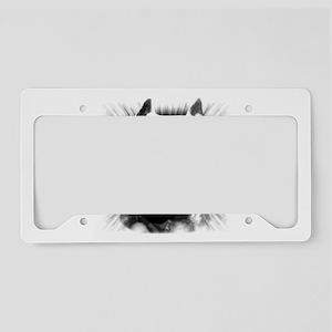 Cane Corso Dog License Plate Holder