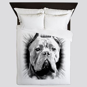 Cane Corso Dog Queen Duvet