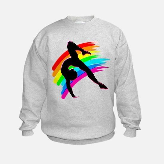 DAZZLING GYMNAST Sweatshirt