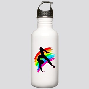 DAZZLING GYMNAST Stainless Water Bottle 1.0L
