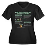 Touch Your Boobs Plus Size T-Shirt