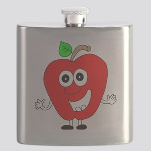 smiling apple Flask