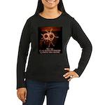 FSM Women's Long Sleeve Dark T-Shirt