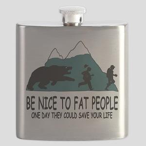 Fat people Flask