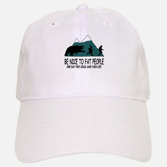 Fat people Baseball Baseball Cap