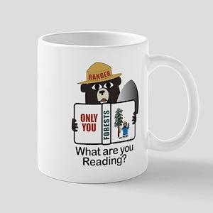 Smokey Reads Mugs