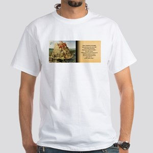 Tower Of Babel Historical T-Shirt