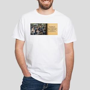 Bal Du Moulin De La Galette Historical T-Shirt